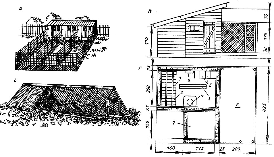 Как построить скотный двор своими руками 35